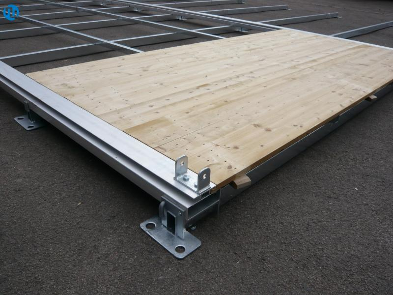 Marquee Flooring Steel Substructure Or Sub Floor Marquee